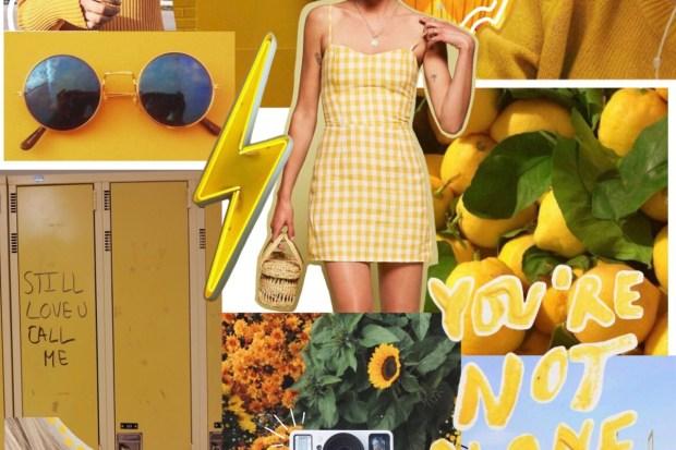 yellowtheaspiringcloset